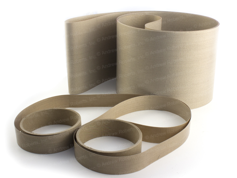 Rotary Heat Sealing Belts
